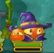 Pumpkin Witch LP