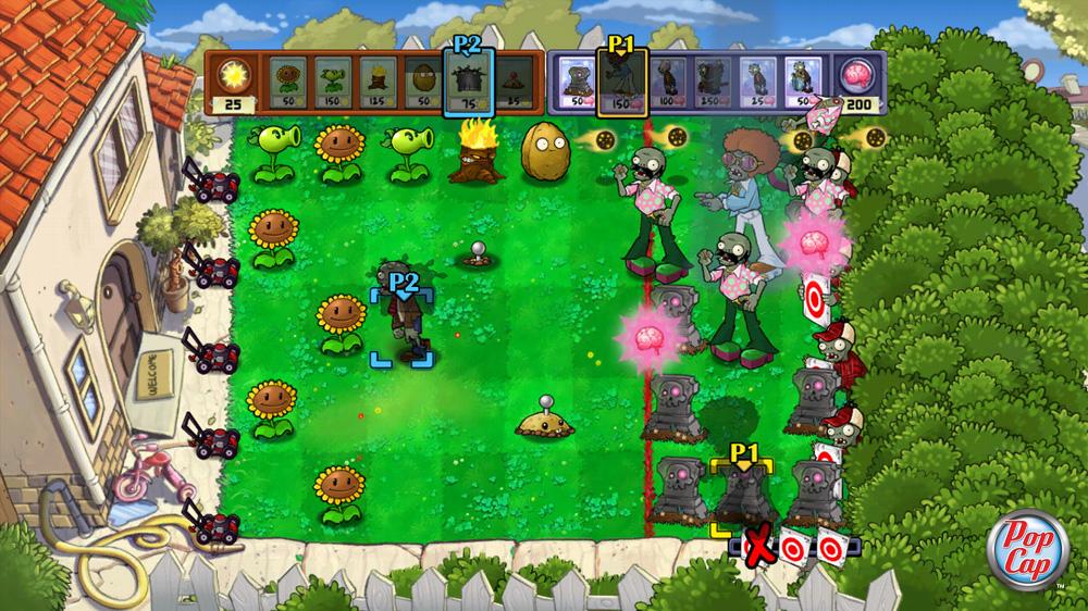 Versus Mode | Plants vs  Zombies Wiki | FANDOM powered by Wikia