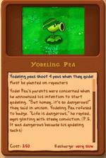YodelingPea Almanac