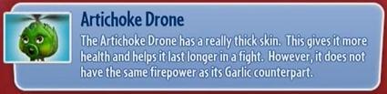 Artichoke Drone