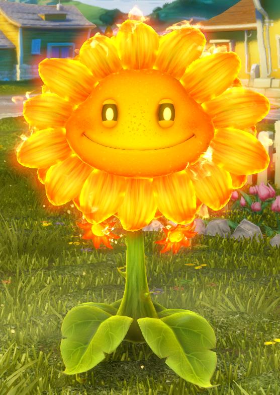 Fire Flower | Plants vs  Zombies Wiki | FANDOM powered by Wikia