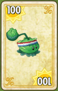Cabbage-pult Costume Card