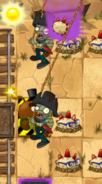 Swashbuckler Zombie in Wild West