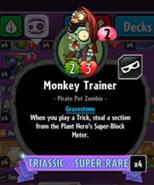 Beta Stats Monkey Smuggler