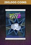 GW2 280,000 Coin Pack