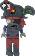 K'nex Pirate Captain Zombie