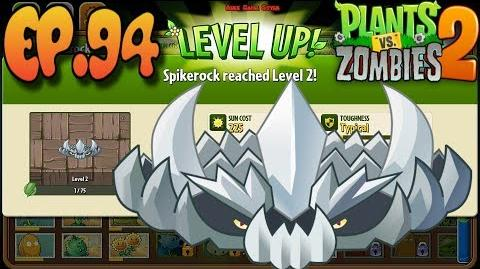Plants vs. Zombies 2 Got a new Plant Spikerock - Pirate Seas Day 18 (Ep