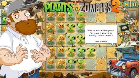 Plants vs. Zombies 2 Zombie Mummies and Pharaohs Ancient Egypt Day 1 (Ep