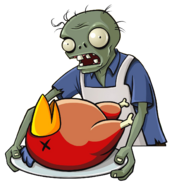 Cooking Zombie