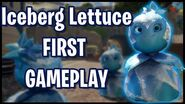 PvZ Battle for Neighborville First Look at Iceberg Lettuce In-Game 1!