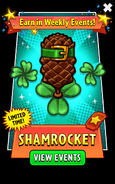 Shamrocket in Weekly Events Ads