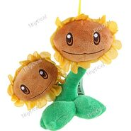 TwinSunflowerPlush