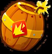 Bomb Barrel