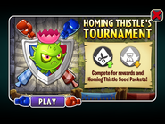Homing Thistle's Tournament