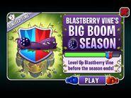 Blastberry Vine's Big Boom Season Ending