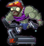 Cardio Zombie HD