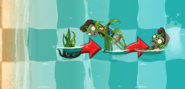 Tangle Kelp Level 1 Skill Display