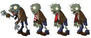 Zombie-Progresson