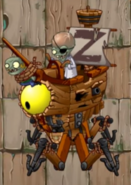 Zombot Plank Walker PvZO Normal