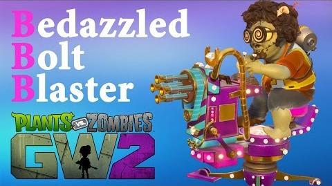 Bedazzled Bolt Blaster Plants vs Zombies Garden Warfare 2