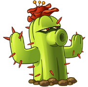 Official HD Cactus