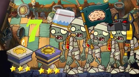 PvZ Online - Adventure Mode - Battle of the Nile 7