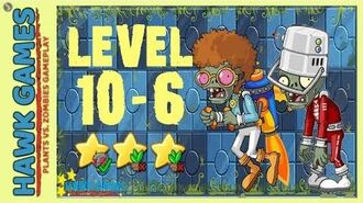 V1.0.81 Plants vs. Zombies All Stars - Far Future Level 10-6
