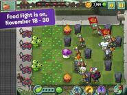 App Store Screenshots Food Fight 2015