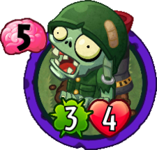Foot Soldier ZombieH