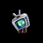 Icon Minions TV Head Zombie