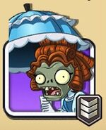 Parasol Zombie's Level 3 icon