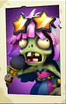 Pop Star Zombie PvZ3 portrait