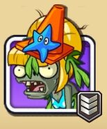 Bikini Conehead's Level 3 icon