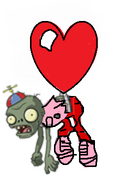 HD Valenbrainz Balloon Zombie