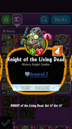Knight of the Living Dead Description