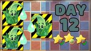 Plants vs Zombies 2 China - Renaissance Age Day & Night 12