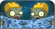 Construction Working Zombies