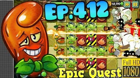 Plants vs. Zombies 2 - HOT DATE - Epic Quest Premium Seeds (Ep