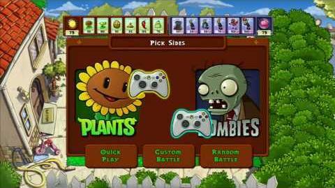 Plants vs. Zombies XBLA Game Trailer