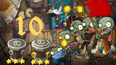 PvZ Online - Adventure Mode - Jia Banhai Shore 10