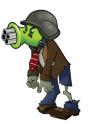 Zombie Guisantilladora
