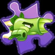Asparagus Puzzle Piece