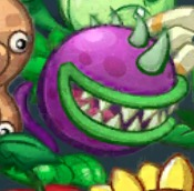 Chomper in Multiplayer menu