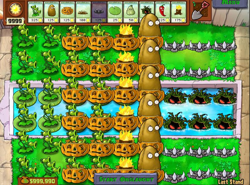 cara download game plant vs zombie full version