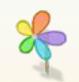 Rainbow Pinwheel
