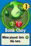 Bonk Choy Premium Pack
