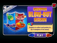 Champion Blow-Out Season