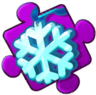 Cold Medal Puzzle Piece Level 3