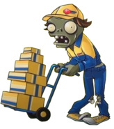 Delivery Zombie