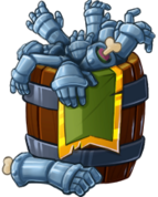 HD Gauntlet Barrel